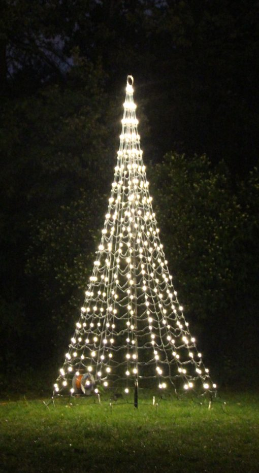 LED christmas tree 3m